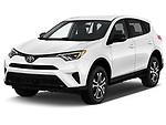 2017 Toyota RAV4 LE 5 Door SUV