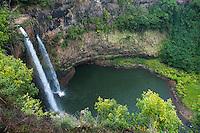 Wailua Falls, Kauai.