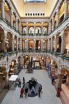 Netherlands, North Holland, Amsterdam: The Magna Plaza shopping centre | Niederlande, Nordholland, Amsterdam: das Magna Plaza Einkaufszentrum