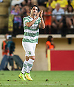 Celtic's Beram Kayal is substituted .