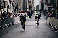 Haimar Zubeldia (ESP/Trek-Segafredo) in the very last pro TT race of his life. After 20 years of pro-racing The Classica Sebastian 1 week later will be his very last pro-race.<br /> <br /> 104th Tour de France 2017<br /> Stage 20 (ITT) - Marseille › Marseille (23km)