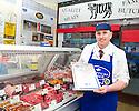 Quality Meat Scotland : Butcher Brian Cockburn, James Aitken Butchers, 24 – 26 High Street, Alloa, FK10 1JE