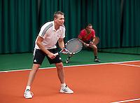 28-08-11, Tennis, Amstelveen, NVK, Nederlandse Veteranen Kampioenschappen, Dubbels