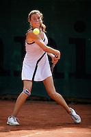 16-8-06,Amsterdam, Tennis, NK, First round match, Jade Schoelink