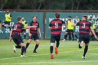 Stanford Soccer M v Pacific, February 12, 2021