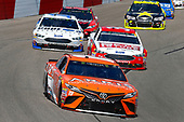 Monster Energy NASCAR Cup Series<br /> Toyota Owners 400<br /> Richmond International Raceway, Richmond, VA USA<br /> Sunday 30 April 2017<br /> Daniel Suarez, Joe Gibbs Racing, ARRIS Toyota Camry<br /> World Copyright: Russell LaBounty<br /> LAT Images<br /> ref: Digital Image 17RIC1Jrl_6499