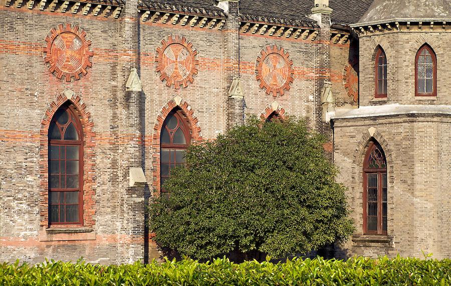 Roman Catholic Church, Ningbo (Ningpo).