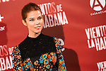 "Juana Acosta attends to the presentation of the spanish film ""Vientos de la Habana"" in Madrid. September 27, 2016. (ALTERPHOTOS/Borja B.Hojas)"