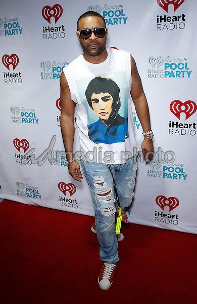 30 May 2015 - Las Vegas, Nevada -  Shaggy.  iHeartRadio Summer Pool Party at Caesars Palace.  Photo Credit: MJT/AdMedia