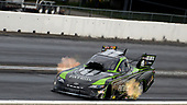 NHRA Mello Yello Drag Racing Series<br /> NHRA New England Nationals<br /> New England Dragway, Epping, NH USA<br /> Saturday 3 June 2017 Alexis Dejoria, Patron, Funny Car<br /> <br /> World Copyright: Will Lester Photography