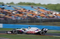 8th October 2021; Formula 1 Turkish Grand Prix 2021 free practise at the Istanbul Park Circuit, Istanbul;  Nikita Mazepin RUS 9, Haas F1 Team