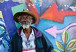Portrait of a Cuban elder, Havana, Cuba