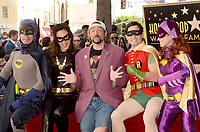 LOS ANGELES - JAN 9:  Kevin Smith at the Burt Ward Star Ceremony on the Hollywood Walk of Fame on JANUARY 9, 2020 in Los Angeles, CA