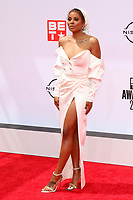 LOS ANGELES - JUN 27:  Eva Marcille at the BET Awards 2021 Arrivals at the Microsoft Theater on June 27, 2021 in Los Angeles, CA