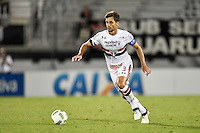 Orlando, FL - Saturday Jan. 21, 2017:  São Paulo defender Rodrigo Caio (3) during the second half of the Florida Cup Championship match between São Paulo and Corinthians at Bright House Networks Stadium. The game ended 0-0 in regulation with São Paulo defeating Corinthians 4-3 on penalty kicks