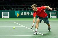 Rotterdam, The Netherlands, Februari 8, 2016,  ABNAMROWTT, John Peers (AUS)<br /> Photo: Tennisimages/Henk Koster