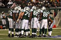 Teambesprechung New York Jets<br /> New York Jets vs. Kansas City Chiefs<br /> *** Local Caption *** Foto ist honorarpflichtig! zzgl. gesetzl. MwSt. Auf Anfrage in hoeherer Qualitaet/Aufloesung. Belegexemplar an: Marc Schueler, Am Ziegelfalltor 4, 64625 Bensheim, Tel. +49 (0) 6251 86 96 134, www.gameday-mediaservices.de. Email: marc.schueler@gameday-mediaservices.de, Bankverbindung: Volksbank Bergstrasse, Kto.: 151297, BLZ: 50960101