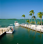 USA, Florida Keys, Islamorada: Fishing Boats & Keys | USA, Florida Keys, Islamorada: Boote