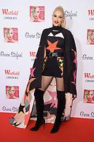 Gwen Stefani Westfield lights switch on