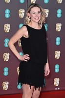 Kelly Adams<br /> arriving for the BAFTA Film Awards 2020 at the Royal Albert Hall, London.<br /> <br /> ©Ash Knotek  D3554 02/02/2020