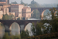 Europe/France/Midi-Pyrénées/81/Tarn/ Albi: les Moulins Albigeois sur les bords du Tarn
