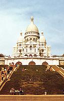 Paris: Sacre Coeur 1876-1910. Photo '90.