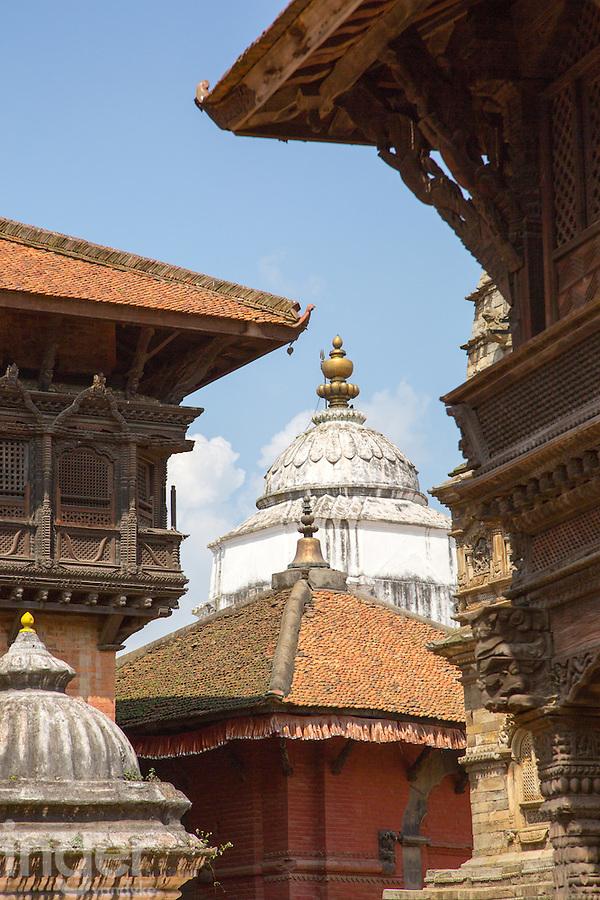 Bhaktapur Street Scene