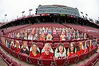 Stanford Football v University of Colorado, November 14, 2020