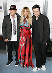 Benji Madden, Nicole Richie and Joel Madden at The Sony Cierge and The Richie-Madden Children's Foundation Fundraiser for Unicef's Tap Project held at MyHouse in Hollywood, California on March 23,2009                                                                     Copyright 2009 RockinExposures