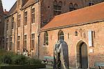 St Janshospitaal - John's Hospital Musuem, Bruges, Belgium, Europe
