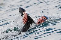 GRANGEON Lara FRA<br /> Team Event 5 km<br /> Open Water<br /> Budapest  - Hungary  15/5/2021<br /> Lupa Lake<br /> XXXV LEN European Aquatic Championships<br /> Photo Andrea Staccioli / Deepbluemedia / Insidefoto