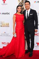 PASADENA, CA, USA - OCTOBER 10: Courtney Mazza, Mario Lopez arrive at the 2014 NCLR ALMA Awards held at the Pasadena Civic Auditorium on October 10, 2014 in Pasadena, California, United States. (Photo by Celebrity Monitor)