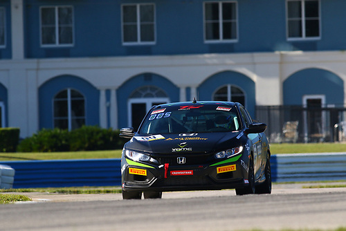 VGMC Racing Honda Civic Si:Jose Blanco