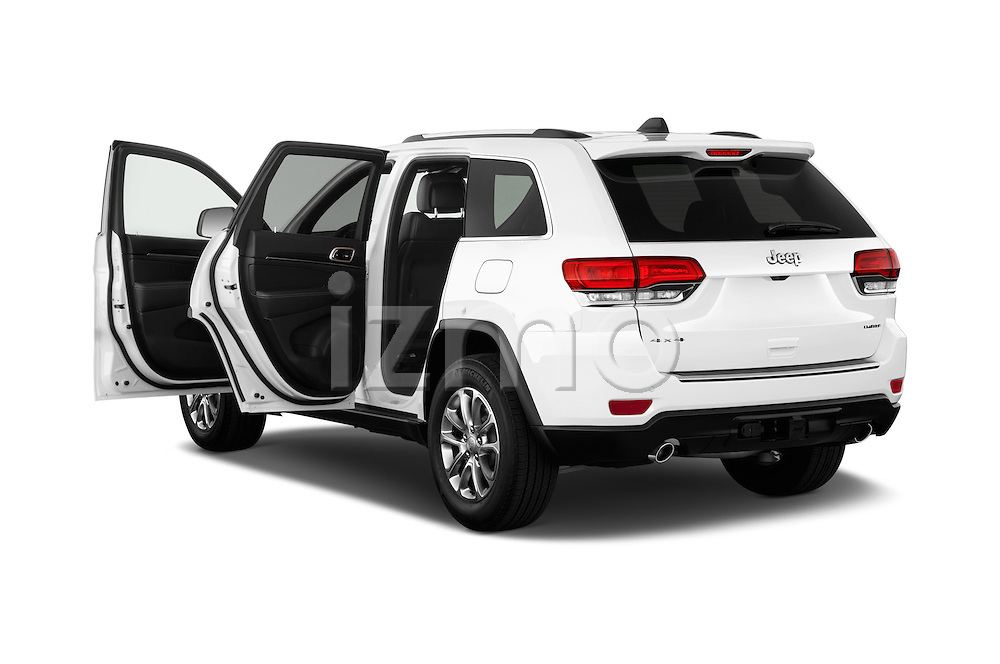 Car images of a 2015 JEEP GRAND CHEROKEE Limited 5 Door SUV 4WD Doors
