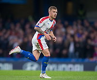 Max Meyer of Crystal Palace during the Premier League match between Chelsea and Crystal Palace at Stamford Bridge, London, England on 4 November 2018. Photo by Andy Rowland.<br /> .<br /> (Photograph May Only Be Used For Newspaper And/Or Magazine Editorial Purposes. www.football-dataco.com)