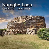Prehistoric Nuragic Nuraghe Losa, Sardinia - Pictures & Images -