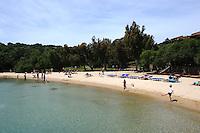 Strand Cala Capra, Gallura, Provinz Olbia-Tempio, Nord Sardinien, Italien