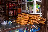 Marrakesh, Morocco.  Bread for Sale.