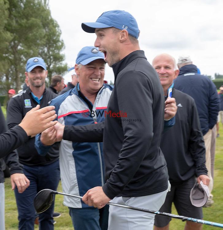 Northland's Luke Brown. Toro Men's  Interprovincial Golf Championship, Clearwater Golf Course, Christchurch, New Zealand, Friday 30 November. photo: Martin Hunter/www.bwmedia.co.nz
