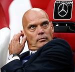 Nederland, Amsterdam, 15 augustus 2015<br /> Eredivisie<br /> Seizoen 2015-2016<br /> Ajax-Willem ll (3-0)<br /> Jurgen Streppel, trainer-coach van Willem ll.