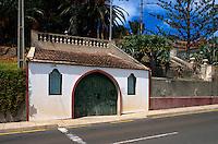 Portugal, Porto Santo, Haus in Campo de Baixo
