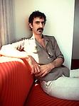 Frank Zappa 1979<br /> © Chris Walter