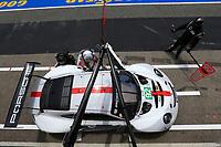 #92 PORSCHE GT TEAM (DEU) PORSCHE 911 RSR – 19 LMGTE PRO - KEVIN ESTRE (FRA) / NEEL JANI (CHE) / MICHAEL CHRISTENSEN (DNK)