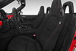 Front seat view of a 2015 Mazda MX-5 Miata Club Auto 2 Door Convertible Front Seat car photos