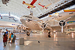 """Pan American World Airways - Boeing 307 Stratoliner """"Clipper Flying Cloud"""", Air & Space Museum - Steven F. Udvar-Hazy Center"""