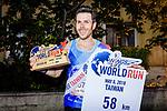 Male Winner - Wings for Life World Run Taiwan 2018