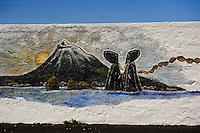 auf der Insel Pico, Azoren, Portugal