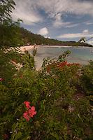 Dolphin Beach from Vonu Point, Turtle Island, Yasawa Islands, Fiji