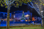 011220 Christmas lights Swansea City Centre