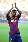 Presentation 1st team FC Barcelona 2019/2020.<br /> Nelson Semedo.